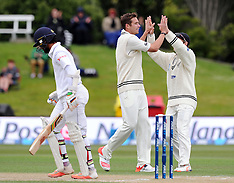 Dunedin-Cricket, New Zealand v Sri Lanka, 1st test, day 3