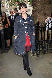 Lily Allen arriving at the Glamour Women of The Year Awards  in London, Tuesday, 29th May ,2012  Photo by: Stephen Lock / i-Images