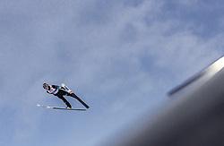 02.03.2019, Seefeld, AUT, FIS Weltmeisterschaften Ski Nordisch, Seefeld 2019, Skisprung, Mixed Team Bewerb, im Bild Sara Takanashi (JPN) // Sara Takanashi of Japan during the mixed team competition in ski jumping of nordic combination of FIS Nordic Ski World Championships 2019. Seefeld, Austria on 2019/03/02. EXPA Pictures © 2019, PhotoCredit: EXPA/ Stefanie Oberhauser