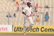 Cricket - India v West Indies 2nd Test D3