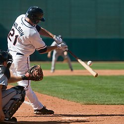 The Reno Aces take on the Colorado Springs Sky Sox, Wednesday, April 22, 2009...Photo by David Calvert/Reno Aces