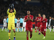 Daniel Sturridge of Liverpool during the Champions League group stage match between Paris Saint-Germain and Liverpool at Parc des Princes, Paris, France on 28 November 2018.