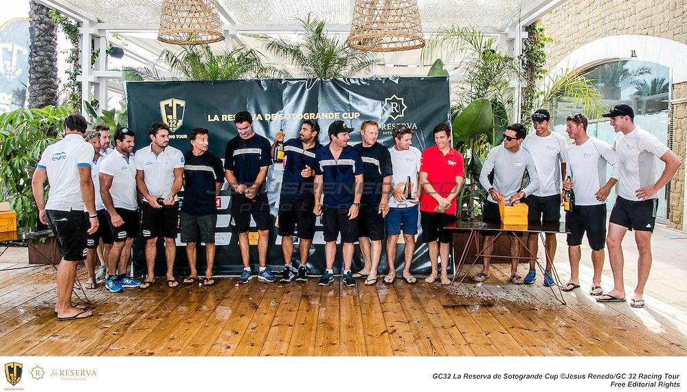 GC32 La reserva de Sotogrande Cup Sotogrande 2016. <br /> Image licensed to Jesus Renedo