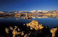 Winter sunrise over Mono Lake, CA