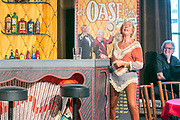ROTTERDAM, THE NETHERLANDS. 2017, AUGUST 29. at the press conference of De Oase Bar geeft een Feestje at Walhalla.