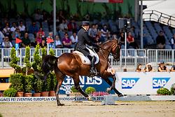 Donckers Karin, BEL, Fletcha van't Verahof<br /> European Championship Eventing<br /> Luhmuhlen 2019<br /> © Hippo Foto - Dirk Caremans