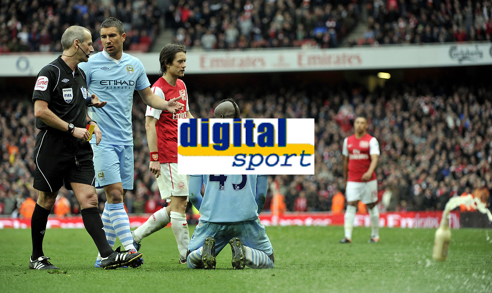 Premier League Arsenal v Manchester City<br />