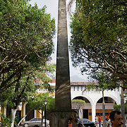 Parque Central, Granada, Nicaragua.  (Photo/Wiliam Byrne Drumm)