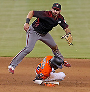 Arizona Diamondbacks vs. Miami Marlins - 4 June 2017