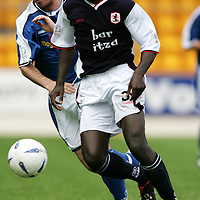 St Johnstone v Raith Rovers...28.08.04<br />