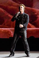June 4, 2017 - Chicago, Illinois, U.S - BONO of U2 during 30th Anniversary of the The Joshua Tree Tour at Soldier Field in Chicago, Illinois (Credit Image: © Daniel DeSlover via ZUMA Wire)