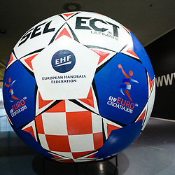 20180119: CRO, Handball - EHF Euro Croatia 2018 - Group II. Germany vs Czech Republic