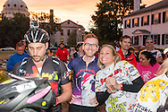BRAKING AIDS Ride, September 23-25, 2016. The 385-mile charity bike ride from Boston to New York raised more than $250,000 for Housing Works.