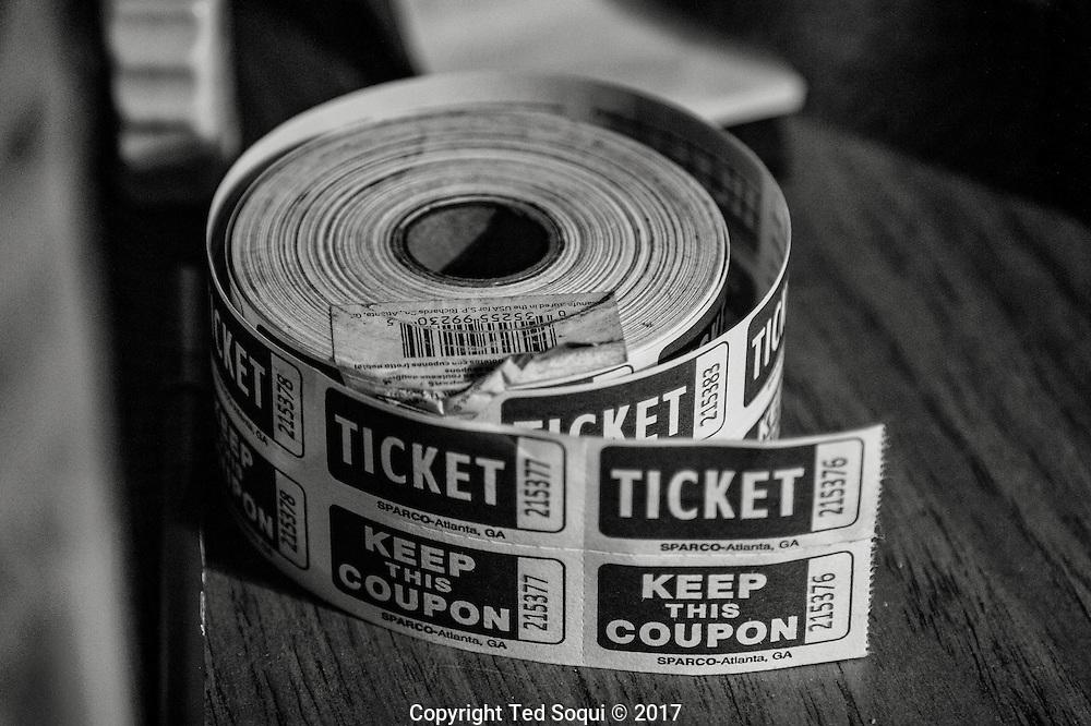 Cypress Park Community Job Center.<br /> Job tickets.