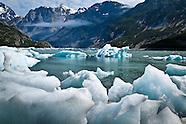 Muir Inlet - Glacier Bay