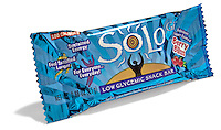 100 calorie solo delicious yogurt coated candy bar