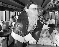 Santa Train Laconia New Hampshire