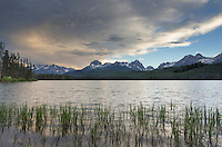 Little Redfish Lake, Sawtooth National Recreation Area Idaho