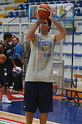 Roseto degli Abruzzi, 19/05/2008<br /> Basket, Ritiro Nazionale Italiana Maschile<br /> Nella foto: luigi datome<br /> Foto Ciamillo