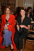 RILEY KEOGH; GEMMA ARTERTON, Dior presentation of the Cruise 2017 collection. Blenheim Palace, Woodstock. 31 May 2016