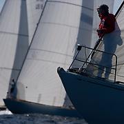 12 Meter Worlds - Newport 2009
