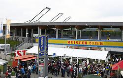 25.05.2016, NV Arena, St. Poelten, AUT, 2. FBL, SKN St. Poelten vs FAC Wien, 36. Runde, im Bild Feature NV Arena mit Fans // during Austrian Football Second Bundesliga Match, 36th round, between SKN St. Poelten vs FAC Wien at the NV Arena, St. Poelten, Austria on 2016/05/25. EXPA Pictures © 2016, PhotoCredit: EXPA/ Alexander Forst