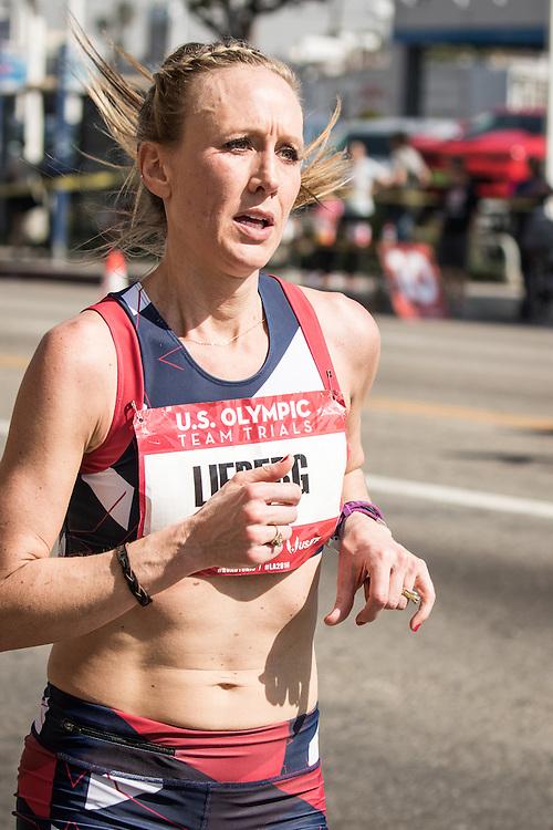USA Olympic Team Trials Marathon 2016, Lieberg, Oiselle