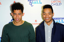 Capital Summertime Ball<br /> Rizzle Kicks during photocall ahead of performing at the Capital Summertime Ball, Wembley Stadium,<br /> London, United Kingdom<br /> Sunday, 9th June 2013<br /> Picture by Chris  Joseph / i-Images
