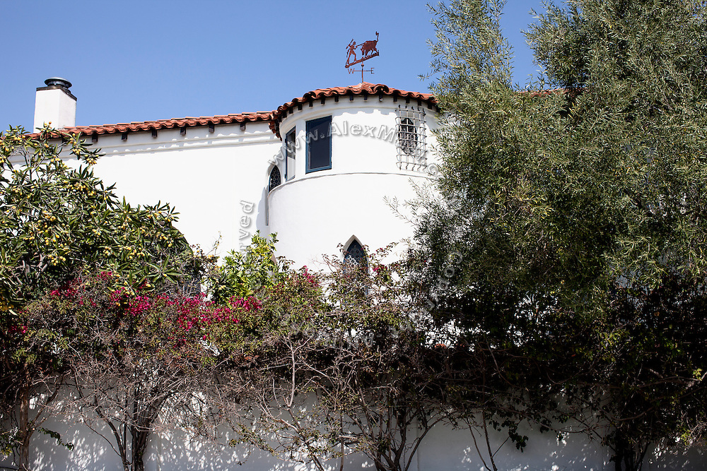"The house of Rachel Bilson, (actress, ""The O.C."") in Los Angeles, was robbed in April / May 2009 between 3 to 6 times by the Bling Ring. (NOT FOR PUBLICATION: 4527 Gainsborough Ave, CA 90027, USA)"