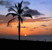 Sunset - Port Maria - Jamaica