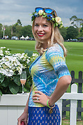 MARISSA HERMER, Cartier Queen's Cup. Guards Polo Club, Windsor Great Park. 17 June 2012
