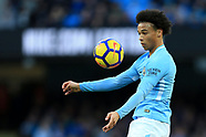 Manchester City v Arsenal - 5 Nov 2017