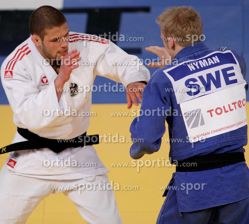 24.04.2010, Ferry Dusika Stadion, Wien, AUT, Judo European Championships, , during Judo European Championships 2010, EXPA Pictures 2010, Photographer EXPA/S. Trimmel / SPORTIDA PHOTO AGENCY