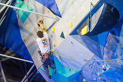 Slovenian climbing legends during 10th PDK on November 29, 2015 in Kranj, Slovenia. (Photo By Grega Valancic / Sportida)