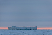"Iceberg north of Spitsbergen at 82°32'46"" N 16°53'34"" E 