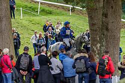 VAN WINKEL Steve (BEL), GLENKEERAN CASANOVA<br /> Le Lion d'Angers - FEI Eventing World Breeding Championship 2019<br /> Teilprüfung Cross-Country 7 jährige<br /> 19. Oktober 2019<br /> © www.sportfotos-lafrentz.de/Stefan Lafrentz