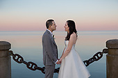 Jennifer & Justin's spring wedding in Burlington, Ontario