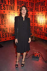 "Esther Freud at ""Hoping For Palestine"" Benefit Concert For Palestinian Refugee Children held at The Roundhouse, Chalk Farm Road, England. 04 June 2018."