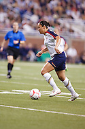 Angela Hucles. US Women National Team vs. China. US 1 China 0