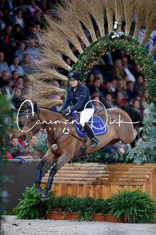 Zerulla Annika Frederike, GER, Riviera<br /> Mercedes German Masters - Stuttgart 2016<br /> &copy; Hippo Foto - Stefan Lafrentz<br /> 16/11/16