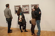 Gerard Byme. Whitechapel Gallery. London. 16 January 2012.
