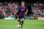Ivan Rakitic of FC Barcelona during the Spanish championship La Liga football match between FC Barcelona and Huesca on September 2, 2018 at Camp Nou Stadium in Barcelona, Spain - Photo Xavier Bonilla / Spain ProSportsImages / DPPI / ProSportsImages / DPPI