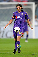 Fotball<br /> Italia<br /> Foto: Insidefoto/Digitalsport<br /> NORWAY ONLY<br /> <br /> Riccardo MONTOLIVO Fiorentina<br /> <br /> 18.09.2010<br /> Fiorentina v Lazio