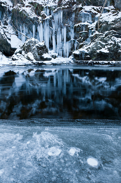 Gannochy Gorge, Edzell, Scotland