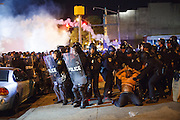 Baltimore, MD, on Tuesday, April 28, 2015. <br /> <br /> Photograph by Andrew Hinderaker
