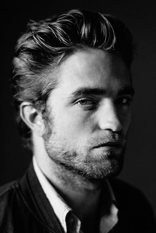 Actor Robert Pattinson is photographed at the WireImage Portrait Studio during the 2014 Toronto Film Festival on September 9, 2014 in Toronto, Ontario. (Photo by Jeff Vespa)