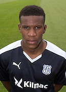 Dundee new boy Riccardo Calder<br /> <br />  - &copy; David Young - www.davidyoungphoto.co.uk - email: davidyoungphoto@gmail.com
