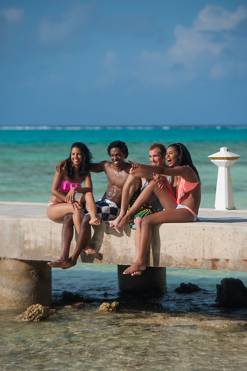 Commercial advertising for Digicel