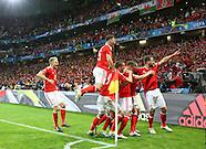 Wales v Belgium 010716