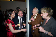 SUSAN ROBERTS; ANDREW ROBERTS; PEREGRINE WORSTHORNE; LUCINDA LAMBTON. Master and Commanders by Andrew Roberts book launch. Sotheby's Bond Street . London. 13 October 2008 *** Local Caption *** -DO NOT ARCHIVE -Copyright Photograph by Dafydd Jones. 248 Clapham Rd. London SW9 0PZ. Tel 0207 820 0771. www.dafjones.com